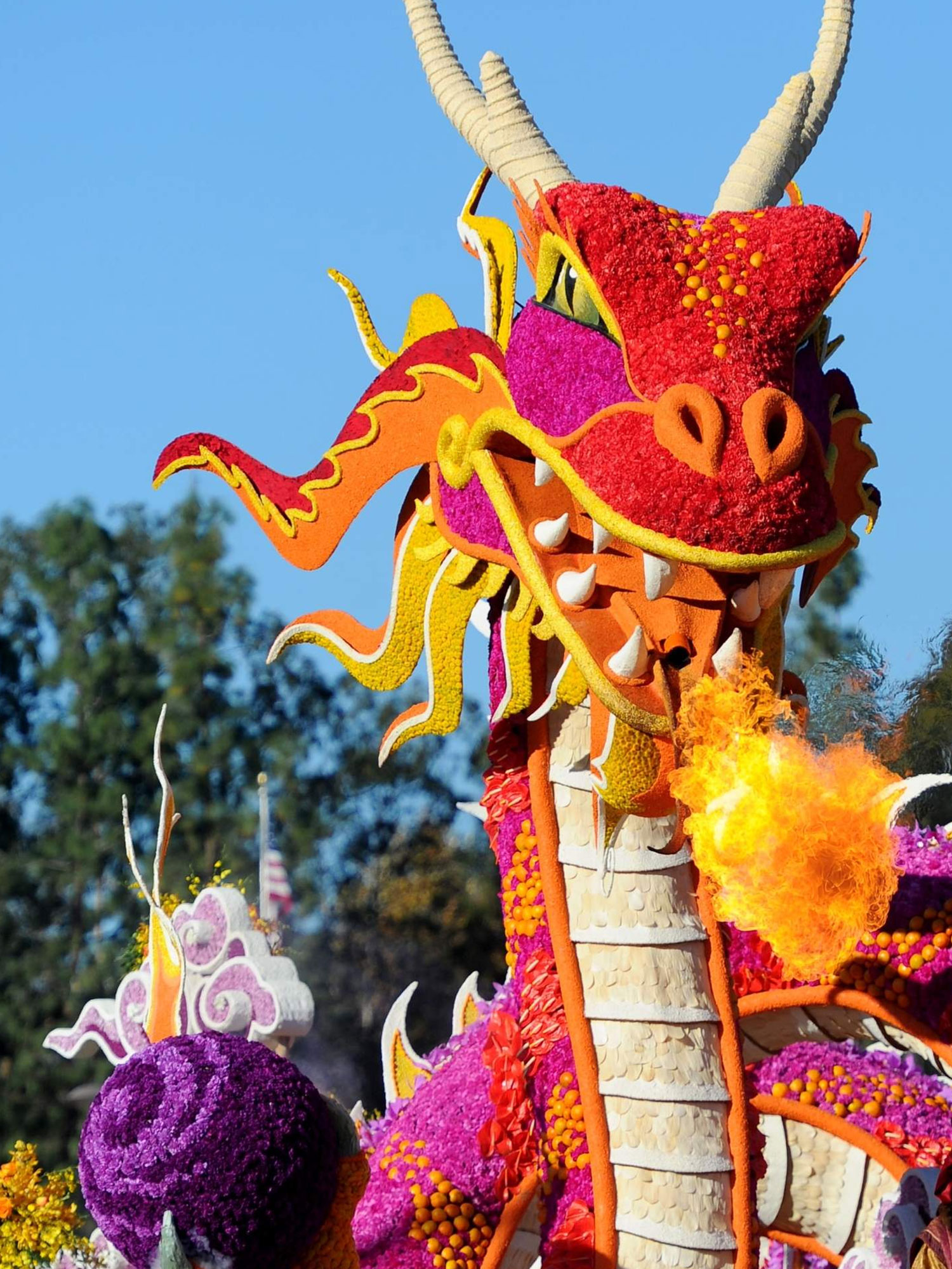 Singpoli Dragon Float